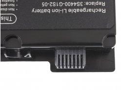 Batteria Green Cell ® 3S4400-S1S5-05 per Portatile Laptop Fujitsu-Siemens AMILO Pi2530 Pi2550 Pi3540 Xi2550
