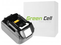 Green Cell ® Batteria per Makita BL1830 194204-5 Celle SAMSUNG 18V 4Ah