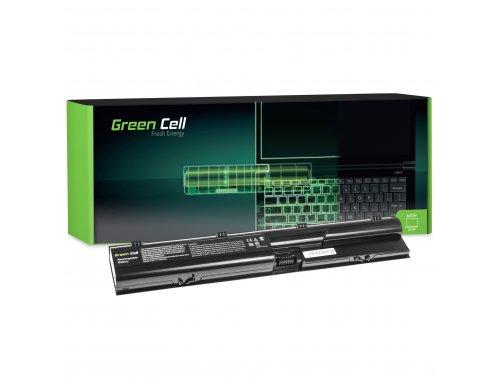 Batteria Green Cell ® PR06 per Portatile Laptop HP ProBook 4330 4430 4530 4535 4540