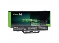Green Cell ® Batteria HSTNN-IB51 per Portatile Laptop HP 550 610 615 Compaq 550 610 615 6720 6830