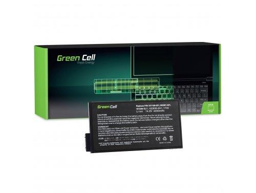 Green Cell ® Batteria HSTNN-IB01 192835-001 per Portatile Laptop Compaq EVO N800 N1000 Presario 900 1500 1700 17xl 2800