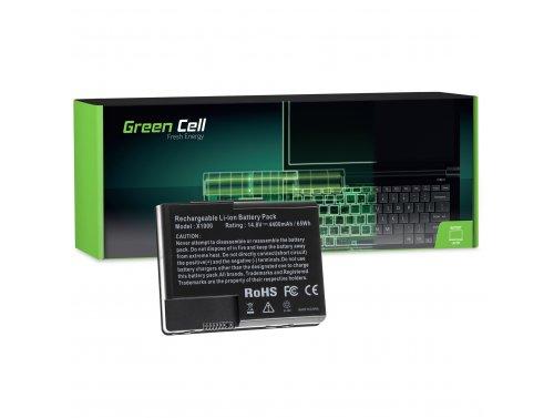 Green Cell ® Batteria per Portatile Laptop HP Compaq NX7000 NX7010, Compaq Presario X1000 X1300 X1400, HP Pavilion ZT3000