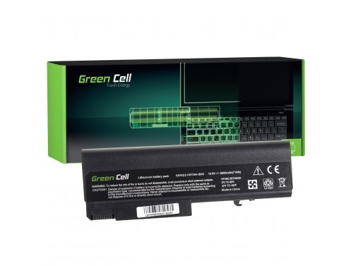 Batteria Green Cell ® TD06 TD09 per Portatile Laptop HP EliteBook 6930 ProBook 6400 6530 6730 6930 Compaq 6730