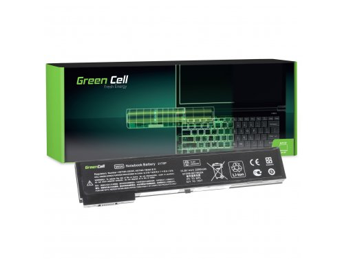 Green Cell ® Batteria MI06 HSTNN-UB3W per Portatile Laptop HP EliteBook 2170p