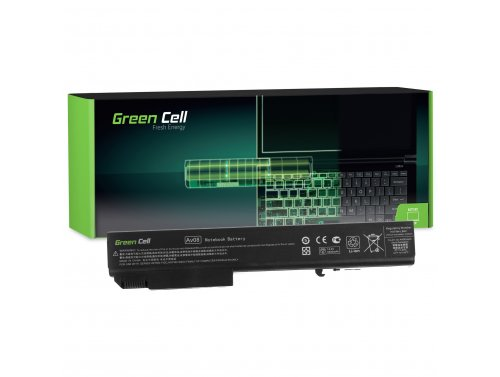 Green Cell Batteria HSTNN-OB60 HSTNN-LB60 per HP EliteBook 8500 8530p 8530w 8540p 8540w 8700 8730w 8740w