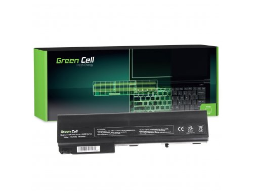 Batteria Green Cell ® HSTNN-LB11 HSTNN-DB29 per Portatile Laptop HP Compaq 8700