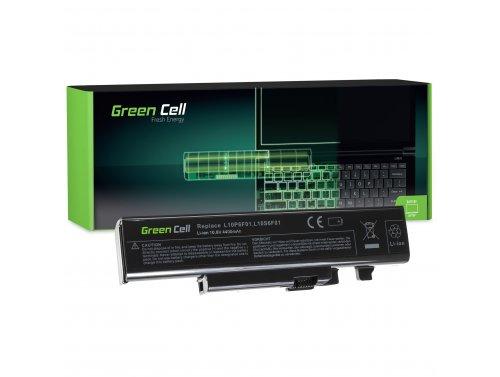 Batteria Green Cell ® L10S6F01 per Portatile Laptop IBM Lenovo IdeaPad Y470 Y570 Y570A Y570N