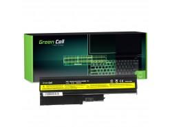 Green Cell PRO Batteria 92P1138 92P1139 42T4504 42T4513 per Lenovo ThinkPad R60 R60e R61 R61e R61i R500 SL500 T60 T61 T500