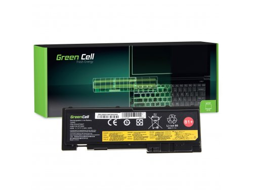 Green Cell ® Batteria 42T4846 42T4847 per Portatile Laptop Lenovo ThinkPad T420s T420si T430s