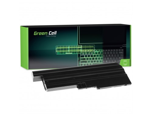 Batteria Green Cell ® 42T4504 42T4513 per Portatile Laptop IBM Lenovo ThinkPad T60 T61 R60 R61