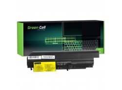 Green Cell ® Batteria 42T5225 per Portatile Laptop IBM Lenovo ThinkPad T61 R61 T400 R400