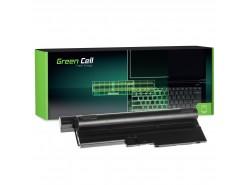 Green Cell Batteria 42T4504 42T4513 92P1138 92P1139 per Lenovo ThinkPad R60 R60e R61 R61e R61i R500 SL500 T60 T61 T500 W500