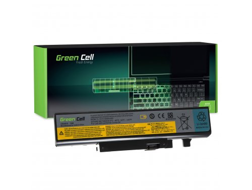 Batteria Green Cell ® L09L6D16 per Portatile Laptop IBM Lenovo B560 V560 IdeaPad Y560 Y460