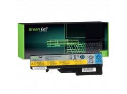 Green Cell Batteria L09L6Y02 L09S6Y02 per Lenovo B570 B575 B575e G560 G565 G575 G570 G770 G780 IdeaPad Z560 Z565 Z570 Z575