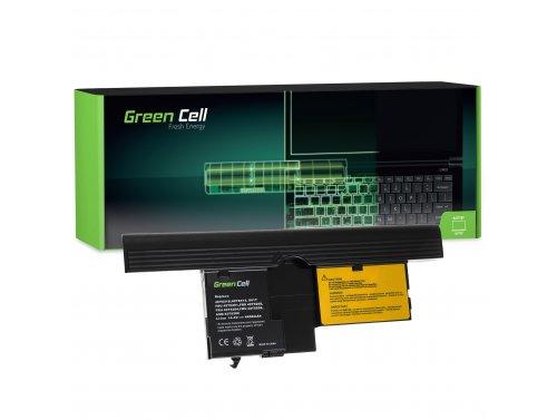 Green Cell Batteria 40Y8314 40Y8318 per Lenovo ThinkPad Tablet PC X60 X61 X61s