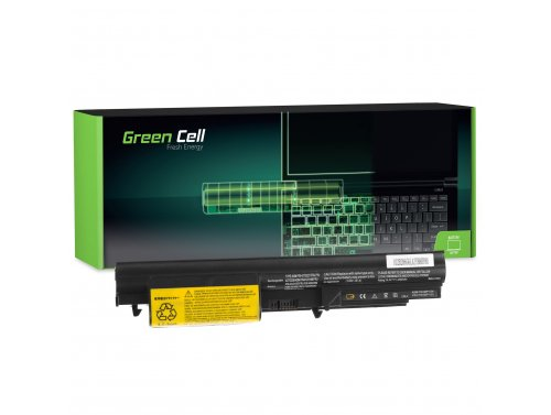 Batteria Green Cell ® 42T5225 per Portatile Laptop IBM Lenovo ThinkPad T61 R61 T400 R400