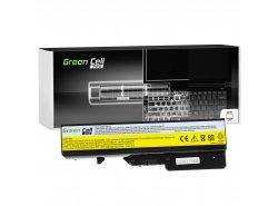 Batteria Green Cell ® L09L6Y02 per Portatile Laptop IBM Lenovo B570 G560 G570 G575 G770 G780 IdeaPad Z560 Z565 Z570 Z585