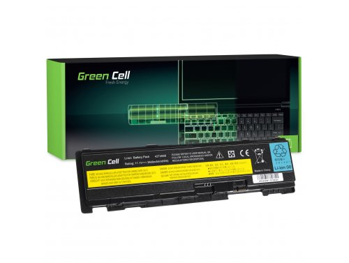 Batteria Green Cell ® 42T4832 per Portatile Laptop IBM Lenovo ThinkPad T410s T410si