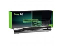 Green Cell ® Batteria L12M4E01 per Portatile Laptop Lenovo G50 G50-30 G50-45 G50-70 G70 G500s G505s Z710