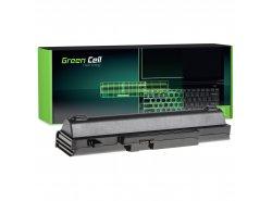 Batteria Green Cell ® L08L6D13 L08S6D13 per Portatile Laptop IBM Lenovo IdeaPad Y450 Y450A Y550 Y550A Y550P