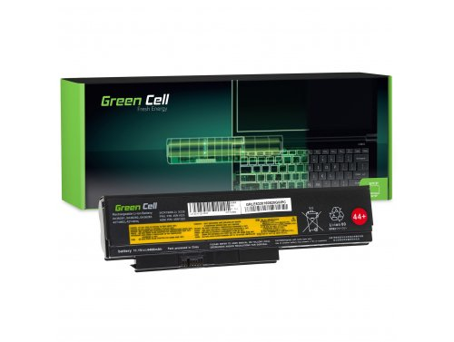 Batteria Green Cell ®  42T4861 per Portatile Laptop IBM Lenovo ThinkPad X220 X230