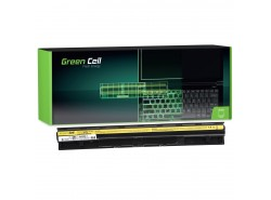 Batteria Green Cell ® L12M4E01 per Portatile Laptop IBM Lenovo IdeaPad Z710