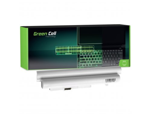 Batteria Green Cell ® L09C6Y11 per Portatile Laptop IBM Lenovo IdeaPad S10-2 S10-2C