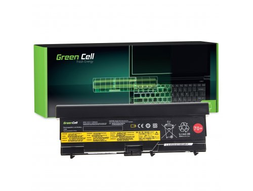 Batteria Green Cell ® 45N1001 per Portatile Laptop IBM Lenovo ThinkPad L430 L530 T430 T530 W530