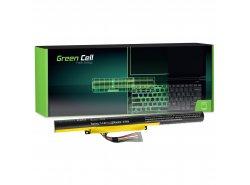 Batteria Green Cell ® L12M4F02 121500123 per Portatile Laptop IBM Lenovo IdeaPad P500 Z510 P400 TOUCH P500 TOUCH Z400 TOUCH Z510