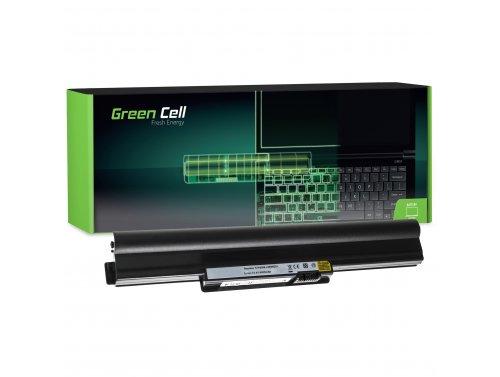 Batteria Green Cell ® L09S6D21 per Portatile Laptop Lenovo IdeaPad U450 U450p U550