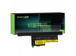 Batteria Green Cell ® 92P1173 92P1174 per Portatile Laptop IBM Lenovo ThinkPad X60 X60s X61