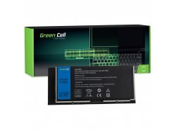Batteria Green Cell ® FV993 per Portatile Laptop Dell Precision M4600 M4700 M4800 M6600 M6700 M6800