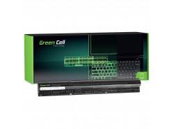 Green Cell ® Batteria M5Y1K per Portatile Laptop Dell Inspiron 14 3451, 15 3555 3558 5551 5552 5555 5558 5559, 17 5755 5758, Vos