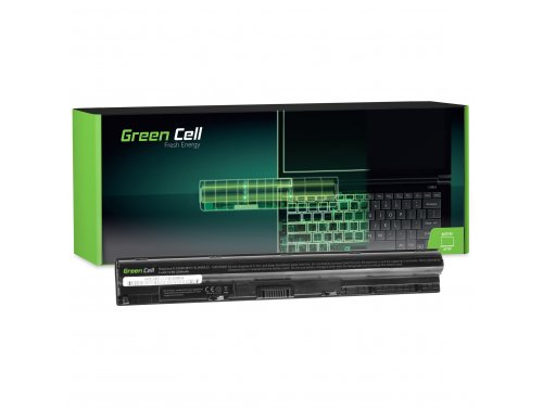 Green Cell ® Batteria M5Y1K per Portatile Laptop Dell Inspiron 14 3451, 15 3555 3558 5551 5552 5555 5558 5559, 17 5755 5758, Vos