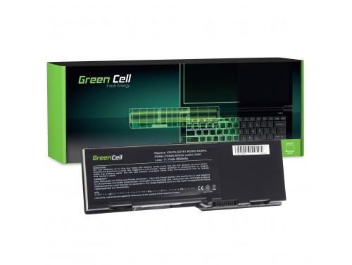 Batteria Green Cell ® GD761 per Portatile Laptop Dell Vostro 1000 Inspiron E1501 E1505 1501 6400 Latitude 131L