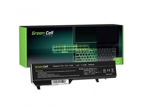 Batteria Green Cell ® K738H T114C per Portatile Laptop Dell Vostro 1310 1320 1510 1511 1520 2510