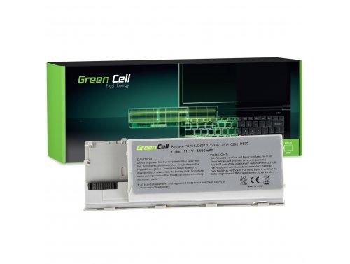 Batteria Green Cell ® PC764 JD634 per Portatile Laptop Dell Latitude D620 D620 ATG D630 D630 ATG D630N D631 Precision M2300
