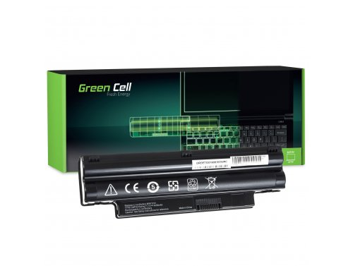 Green Cell ® Batteria CMP3D per Portatile Laptop Dell Inspiron Mini 1012 1018 4400mAh
