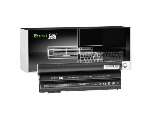 Green Cell ® Batteria Green Cell PRO T54FJ 8858X per Portatile Laptop Dell Inspiron 14R N5010 N7010 N7110 15R 5520 17R 5720 Lati