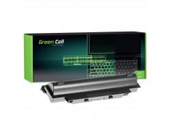 Batteria Green Cell ® J1KND per Portatile Laptop Dell Inspiron 15 N5010 15R N5010 N5010 N5110 14R N5110 3550 Vostro 3550