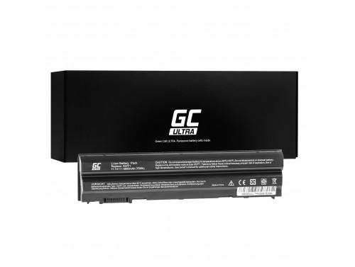 Green Cell ® Batteria Green Cell ULTRA T54FJ 8858X per Portatile Laptop Dell Inspiron 14R N5010 N7010 N7110 15R 5520 17R 5720 La