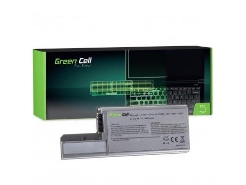 Batteria Green Cell ® CF623 DF192 per Portatile Laptop Dell Latitude D531 D531N D820 D830 PP04X Precision M65 M4300