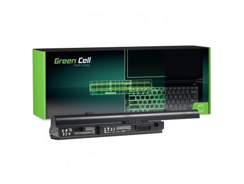Green Cell ® Batteria X411C U011C per Portatile Laptop Dell Studio XPS 16 1640 1645 1647 6600mAh