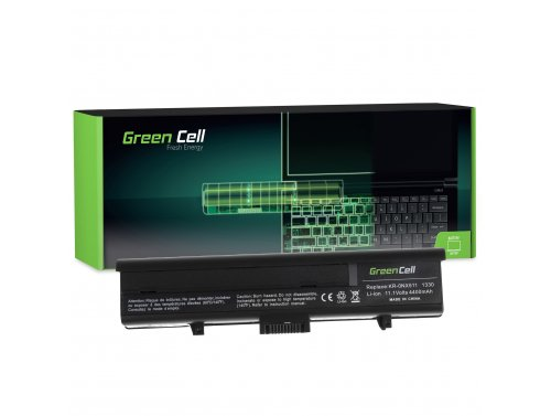 Batteria Green Cell ® WR050 PP25L per Portatile Laptop Dell XPS M1330 M1330H M1350 PP25L