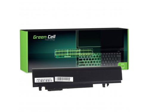 Batteria Green Cell ® U011C X411C per Portatile Laptop Dell Studio 16 1640 1645  XPS 16 XPS 1640  XPS 1645