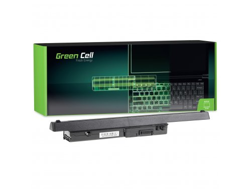 Batteria Green Cell ® U164P U150P per Portatile Laptop Dell Studio 17 1745 1747 1749