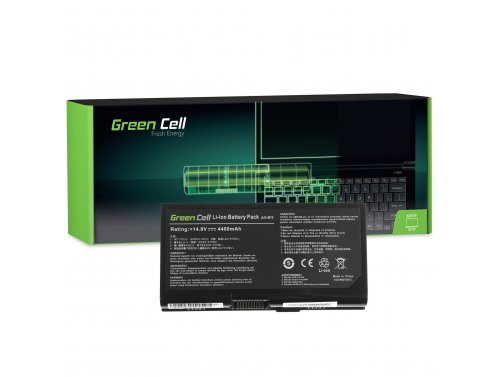 Batteria Green Cell ® A42-M70 per Portatile Laptop G71 G72 F70 M70 M70V X71 X71A X71SL