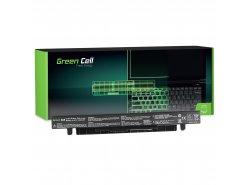 Batteria Green Cell ® A41-X550A per Portatile Laptop A450 A550 R510 R510CA X550 X550CA X550CC X550VC