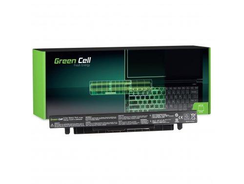 Green Cell Batteria A41-X550A per Asus A550 F550J F550L R510 R510C R510J R510JK R510L R510CA X550 X550C X550CA X550CC X550L