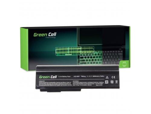 Green Cell Batteria A32-M50 A32-N61 per Asus G50 G51 G51J G60 G60JX L50 M50 M50S M50V M50VC M50VN M50VM M60 N53 N53SV X57V